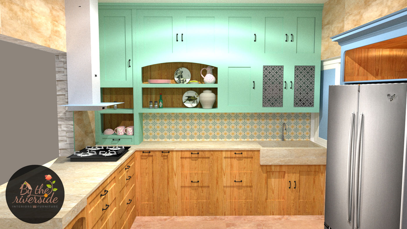 wood kitchen interiors bangalore